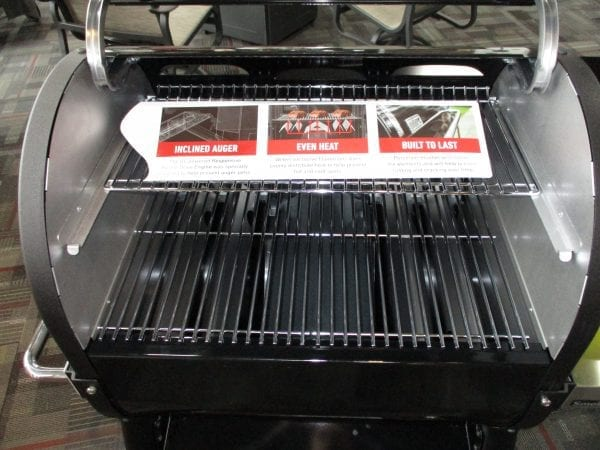 Open Smokefire Grill